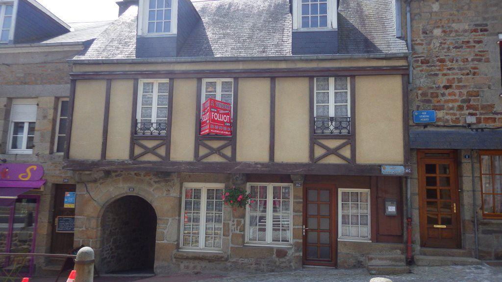 Immobilier a vendre vente acheter ach maison 50800 3 pi ce s 45 m2 cabinet folliot - Office tourisme villedieu les poeles ...