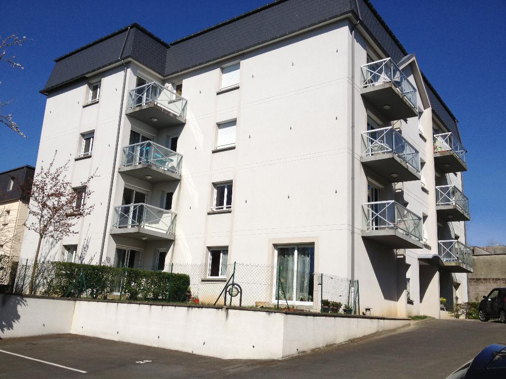 Immobilier a vendre vente acheter ach appartement 50000 3 pi ce s 64 - Cabinet folliot saint lo ...