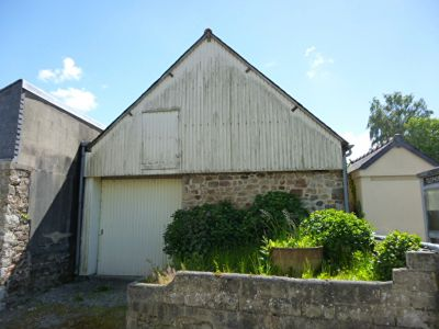 Photo n° 0 - Parking / box Pleine Fougeres 75 m2