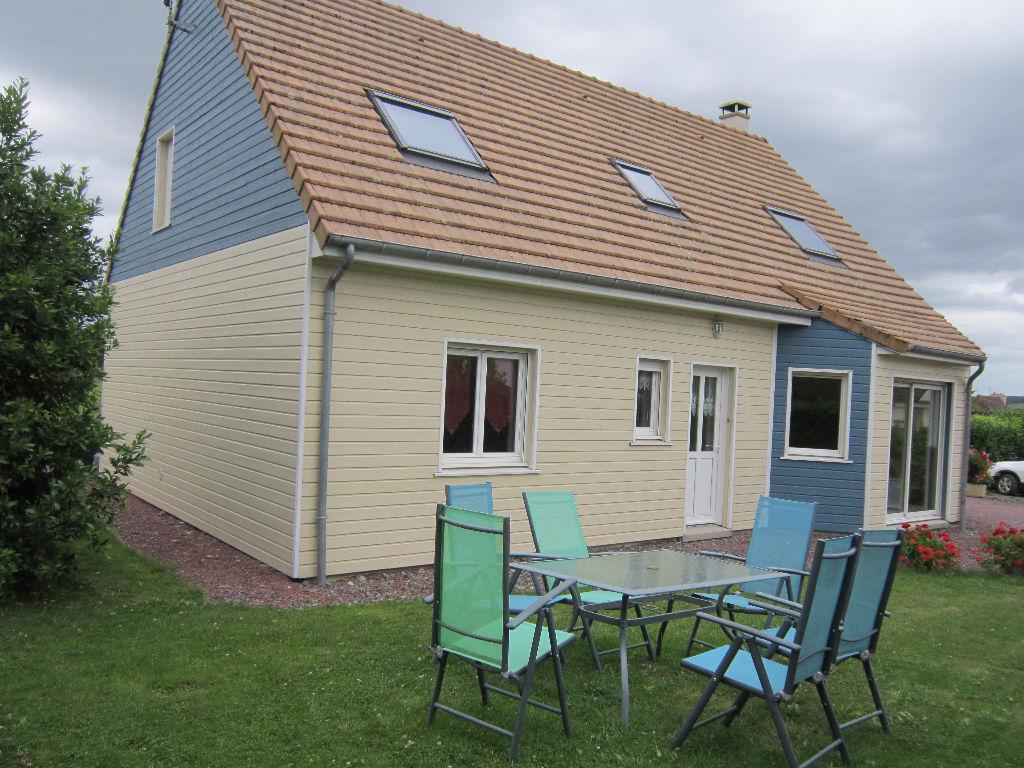 Immobilier a vendre vente acheter ach maison 50620 for Acheter maison ossature bois