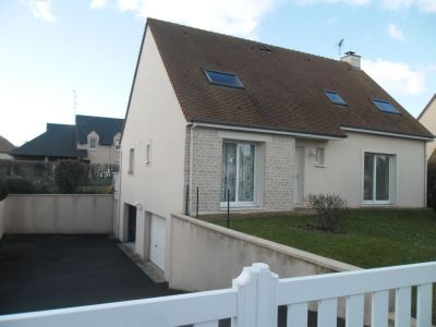 Immobilier a vendre vente acheter ach maison 14440 for Piscine douvres la delivrande