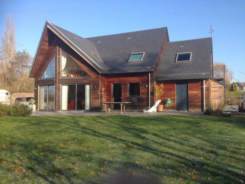 Immobilier a vendre vente acheter ach maison 14210 for Acheter maison ossature bois
