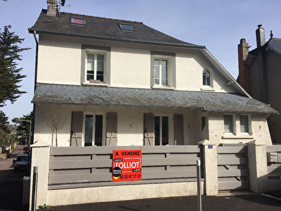 Photo n° 0 - Agon-Coutainville Maison  150 m2