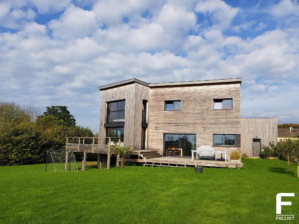 Immobilier a vendre vente acheter ach maison 61430 5 pi ce s 130 m2 - Jardin contemporain athis de l orne nantes ...