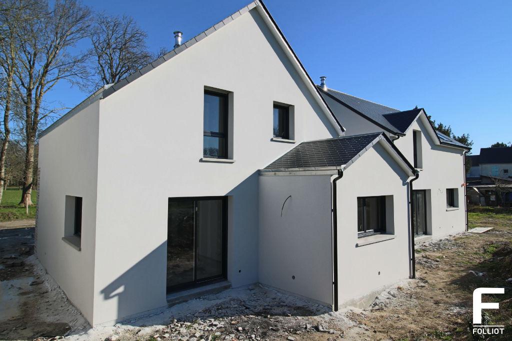 Immobilier a vendre vente acheter ach maison 50290 for Vente maison vefa