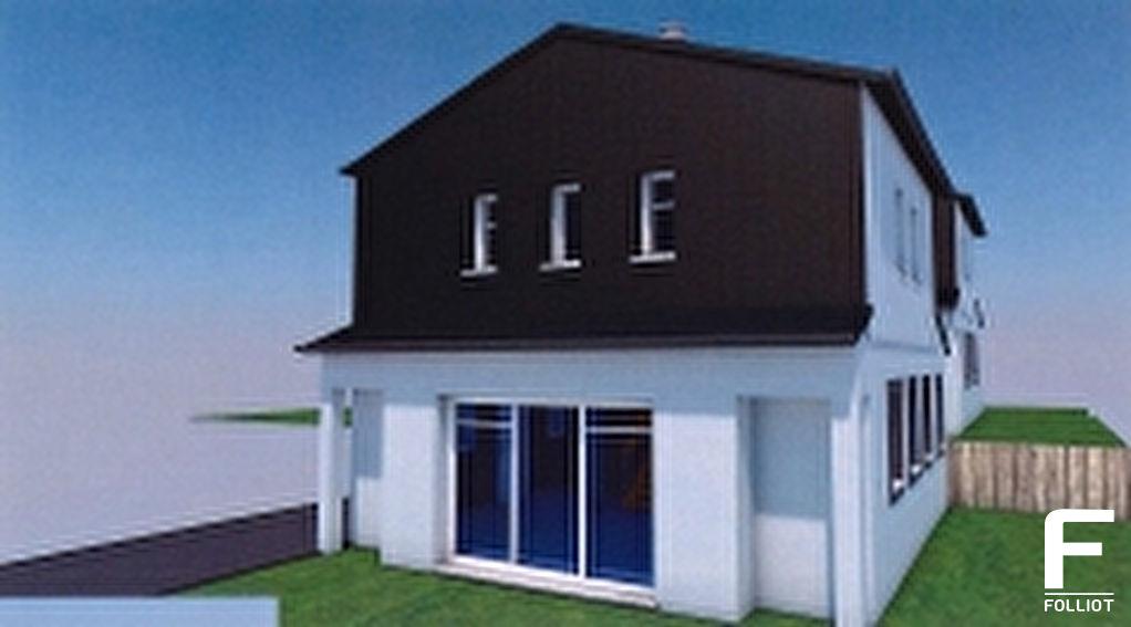 Immobilier a vendre vente acheter ach maison 50610 for Vente maison vefa