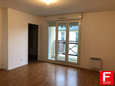 Photo n° 2 - A LOUER Appartement F2 - 50500