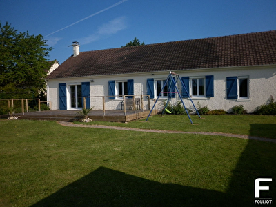 Photo n° 0 - Maison plain pied 130m²