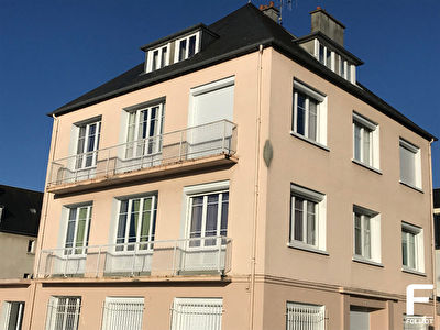 Photo n° 1 - Appartement Saint Lo 4 pièce(s) 93 m2