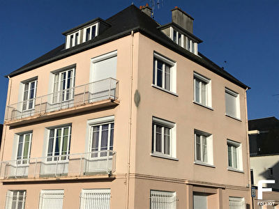 Photo n° 2 - Appartement Saint Lo 4 pièce(s) 93 m2