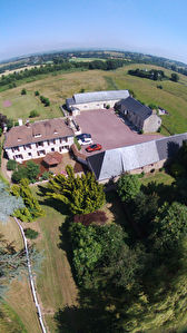 Photo n° 1 - EXCLUSIVITE ! PROPRIETE + GITE 15 COUCHAGES + 3.5 hectares