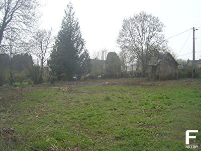 Photo n° 0 - Terrain Vire Normandie 1945 m2