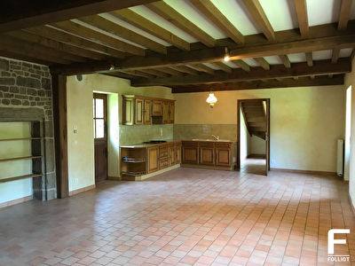 Photo n° 2 - EXCLUSIVITE MAISON PROXIMITE Vire Normandie 105 m2