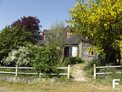 Photo n° 5 - A VENDRE Maison La Lande D'Airou