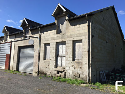 Photo n° 0 - A VENDRE GARAGE Saint Martin Des Besaces 550 m2