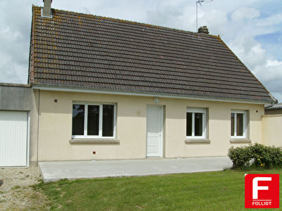 Photo n° 6 - A louer maison plain pied type F3 - Varenguebec (50250)