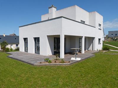 Immobilier plages et commerces a vendre vente for Achat maison contemporaine