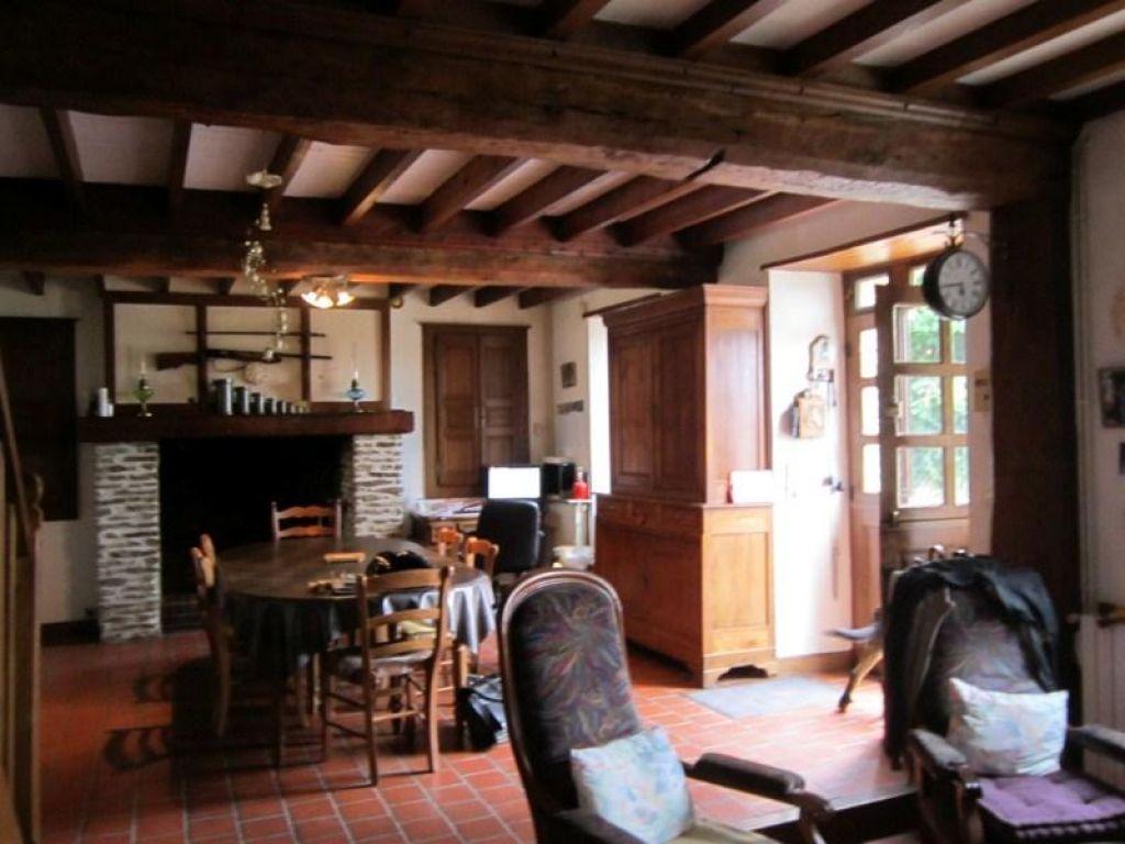 Immobilier a vendre vente acheter ach maison 50000 7 pi ce s 180 m2 - Cabinet folliot saint lo ...