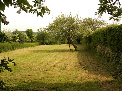 Photo n° 2 - A VENDRE  terrain constructible dans le bourg de Culey le patry