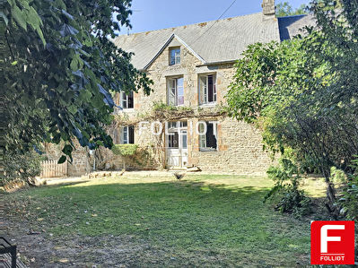ACHAT VENTE SARTILLY PROPRIETE - GITES - 10 Ha