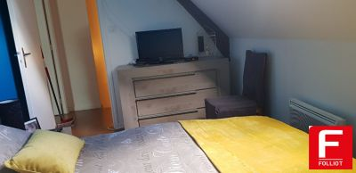 Photo n° 6 - Appartement en duplex Vire Normandie 3 pièce(s) 47.95 m2