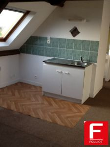Photo n° 2 - A louer appartement type F2 - Chef Du Pont (50480)