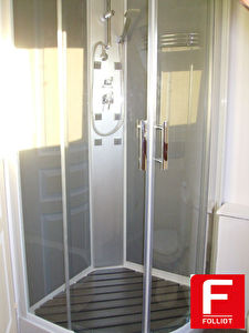 Photo n° 6 - A louer appartement type F2 - Chef Du Pont (50480)