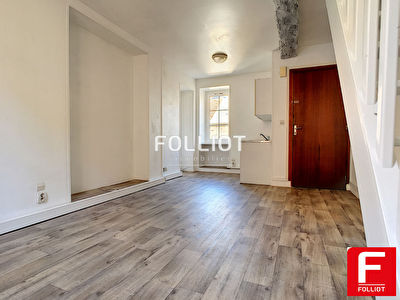 Photo n° 0 - Appartement de type T2 duplex à DOUVRES LA DELIVRANDE (14440)
